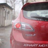 новая Mazda 3 :: Михаил Савельев