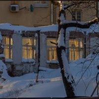 Свет дома моего... :: Наталья Rosenwasser