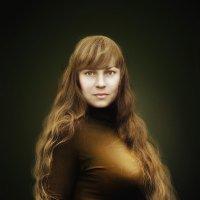 автопортрет :: Анастасия Аникеева