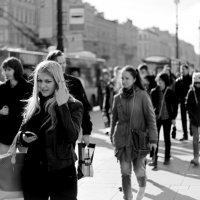 Лики Невского Проспекта :: Ульяна Жукова