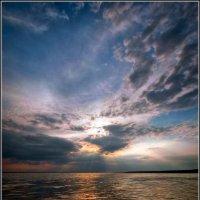 Вечер над лиманом :: Андрей Ясносекирский