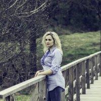 на мосту :: Алексей Жариков