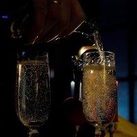 Волшебные пузырьки :: Алёна Михеева