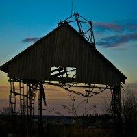 уникальное здание без стен:) :: Ольга Белёва