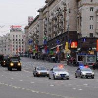 Москва.Подготовка к Параду Победы 3.05.2013г. :: Виталий Виницкий