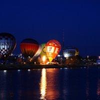 Рига, шоу воздушных шаров, 4 мая 2013 :: Ольга Захаренко