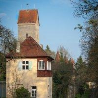 Домик на краю :: Johann Lorenz