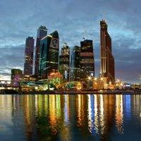 Городские высотки :: Алексей Соминский