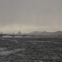 Дождь все ближе :: Григорий Храмов
