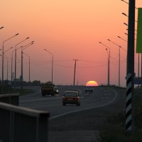 закат :: валерий иванцов
