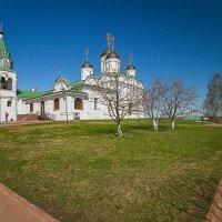 Спасо-Преображенский монастырь :: Екатерина Рябцева