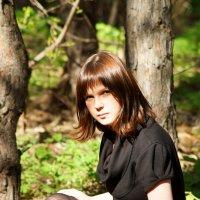 в лесу.. :: Анастасия Калачева