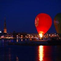 Шоу воздушных шаров :: Ольга Захаренко