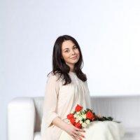 в ожидании дочки... :: Юлия Гладкова