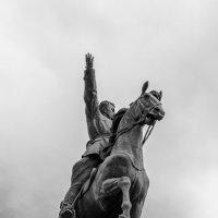 Конь товарища Щёрса :: Борис Калюжный