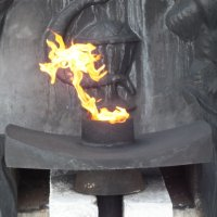 игра огня :: Константин Гибельгаус
