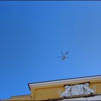 небо на Дворцом Юсуповых :: Наталья Филиппова