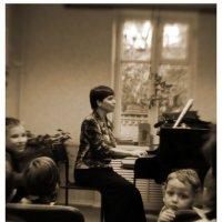 Уроки музыки :: Валентин Горбенко