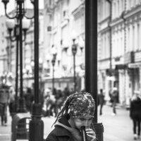 Уличный музыкант :: Георгий Старостин