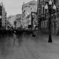 Город одиночества. Город призраков :: Георгий Старостин
