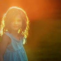 Лучик солнца золотой :: Svetlana Kostetski