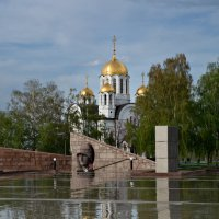 После майского короткого дождя. :: Сергей Исаенко
