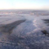 Купание облаков :: Елена Васильева