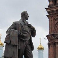 Памятник Ф. Шаляпину :: Маера Урусова