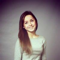 Улыбка - как ключевой момент. :: Полина Погорелова