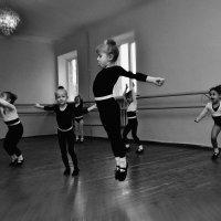балетный зал :: Татьяна Котлярова