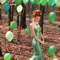 Forest Lady :: Ольга Некрасова