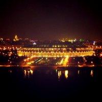 Вечерние огни :: Victoria Lugovaya