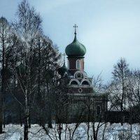 вид на городской собор :: Сергей Кочнев