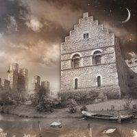 Тайна старого дома :: Вероника Касаткина