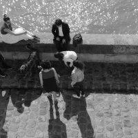 На набережной Сены :: Sofia Rakitskaia