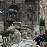 В Люксембургском саду, Париж :: Sofia Rakitskaia