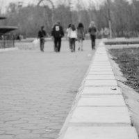 шаг вперед :: Роман Мартынов