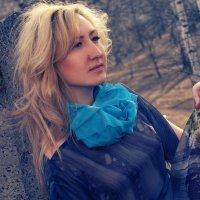 соломенный вечер :: Анастасия Аслаповская