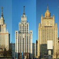 сталинистские высотки :: константин чувилин