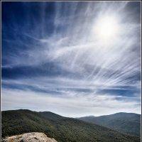 Крымское небо :: Андрей Ясносекирский