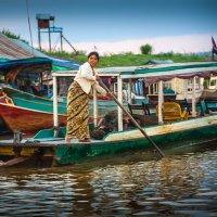 Камбоджа :: Евгений Буравцов