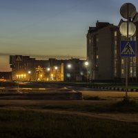 мой город :: Алексей Жариков