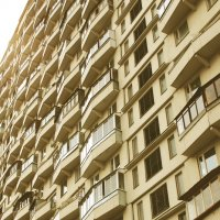 Геометрия!люблю этот дом! :: Анастасия Лазарева