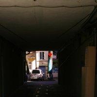 Свет в дали тоннеля))) :: Павел Тюпа