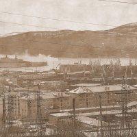 Мурманск,порт :: вадим измайлов