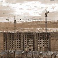 город строится! :: вадим измайлов