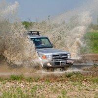 Toyota Land Cruizer Охотник :: Алексей Суворов