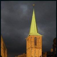 Пасторская церковь Св. Петра и Павла в Бохуме :: Наталья Rosenwasser