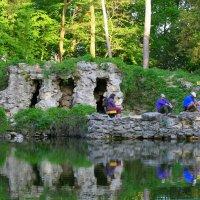Ботанический парк. Аскания-Нова. :: Елена Багрий