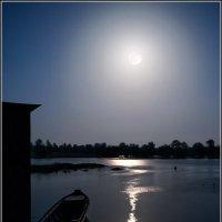 Лунная дорожка :: Андрей Ясносекирский
